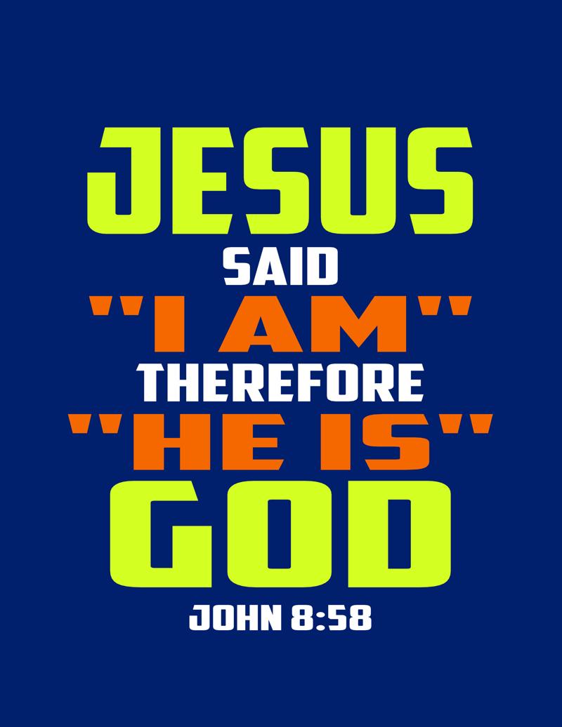 IS JESUS CHRIST REALLY GOD 2