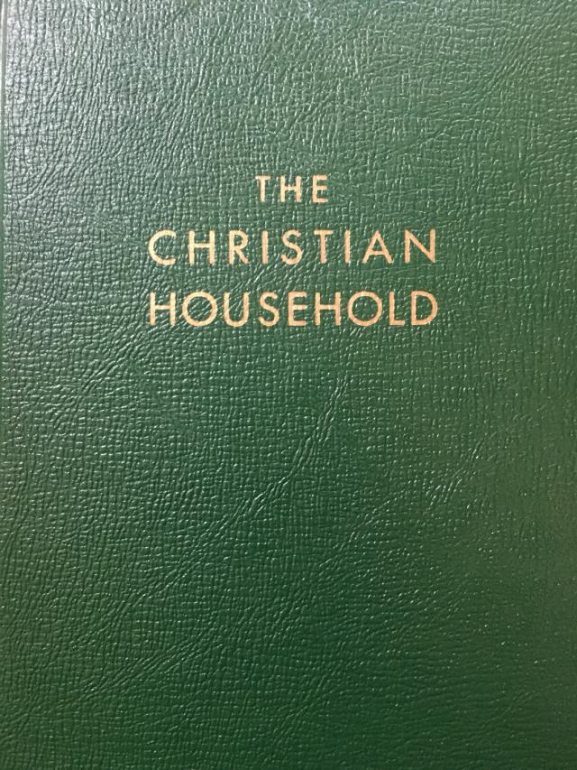 THE CHRISTIAN HOUSEHOLD 2