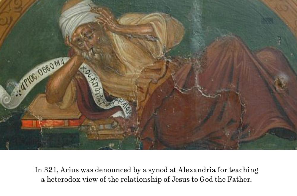Arius (Arianism)