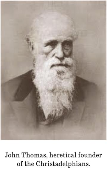 John Thomas (Christadelphian)