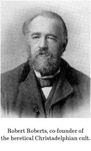 Robert Roberts (Christadelphian)