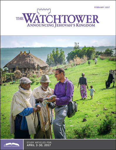 Watchtower February 2017 (Study Edition)