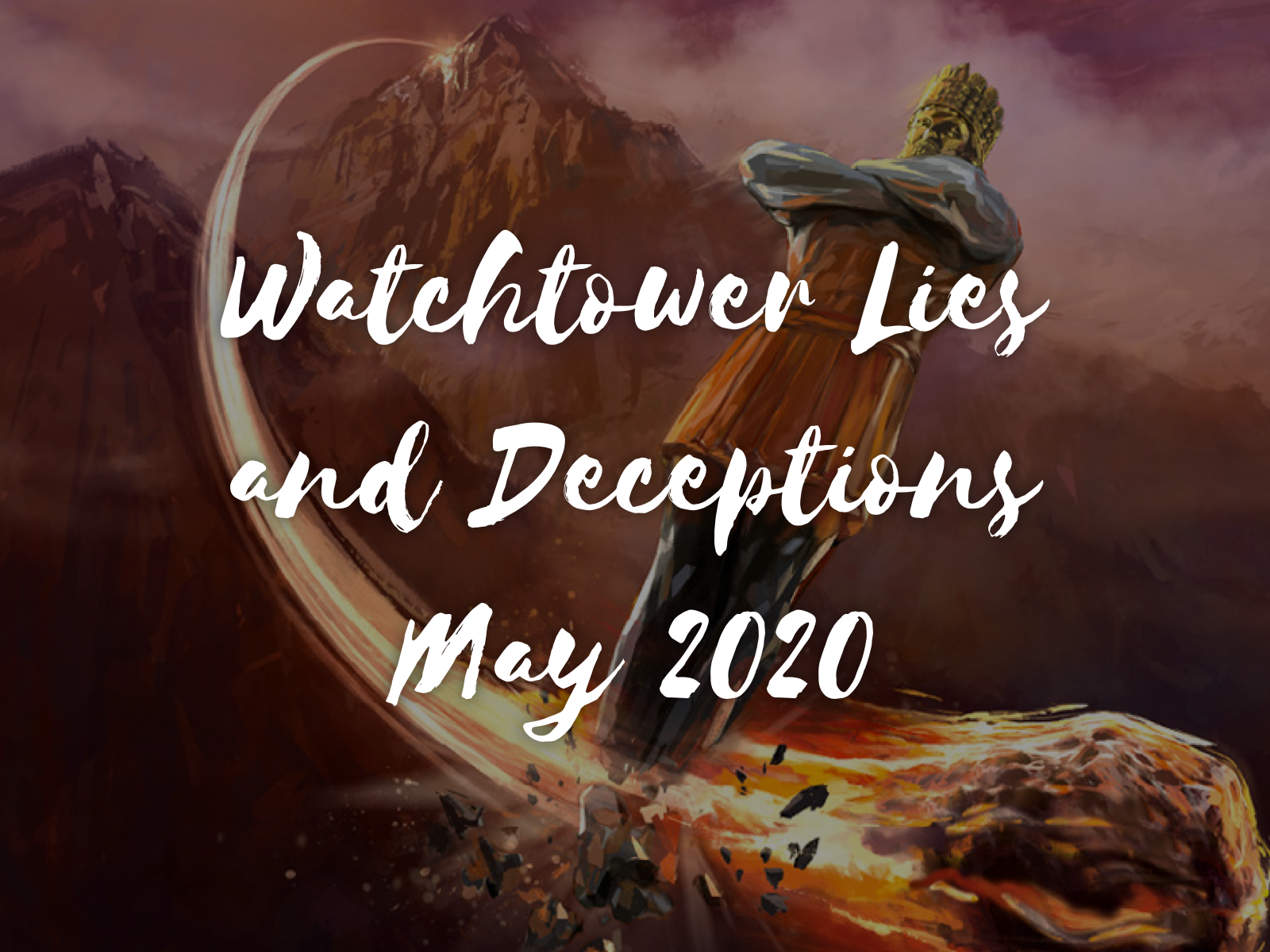 Watchtower WHAT SAY THE SCRIPTURES ABOUT HELL Russell